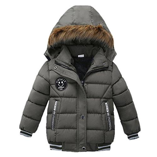 toddler baby boys autumn winter down jacket