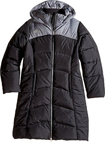 9fc7b93a5 The North Face Kids Girl's Elisa Down Parka TNF Black XX-Small