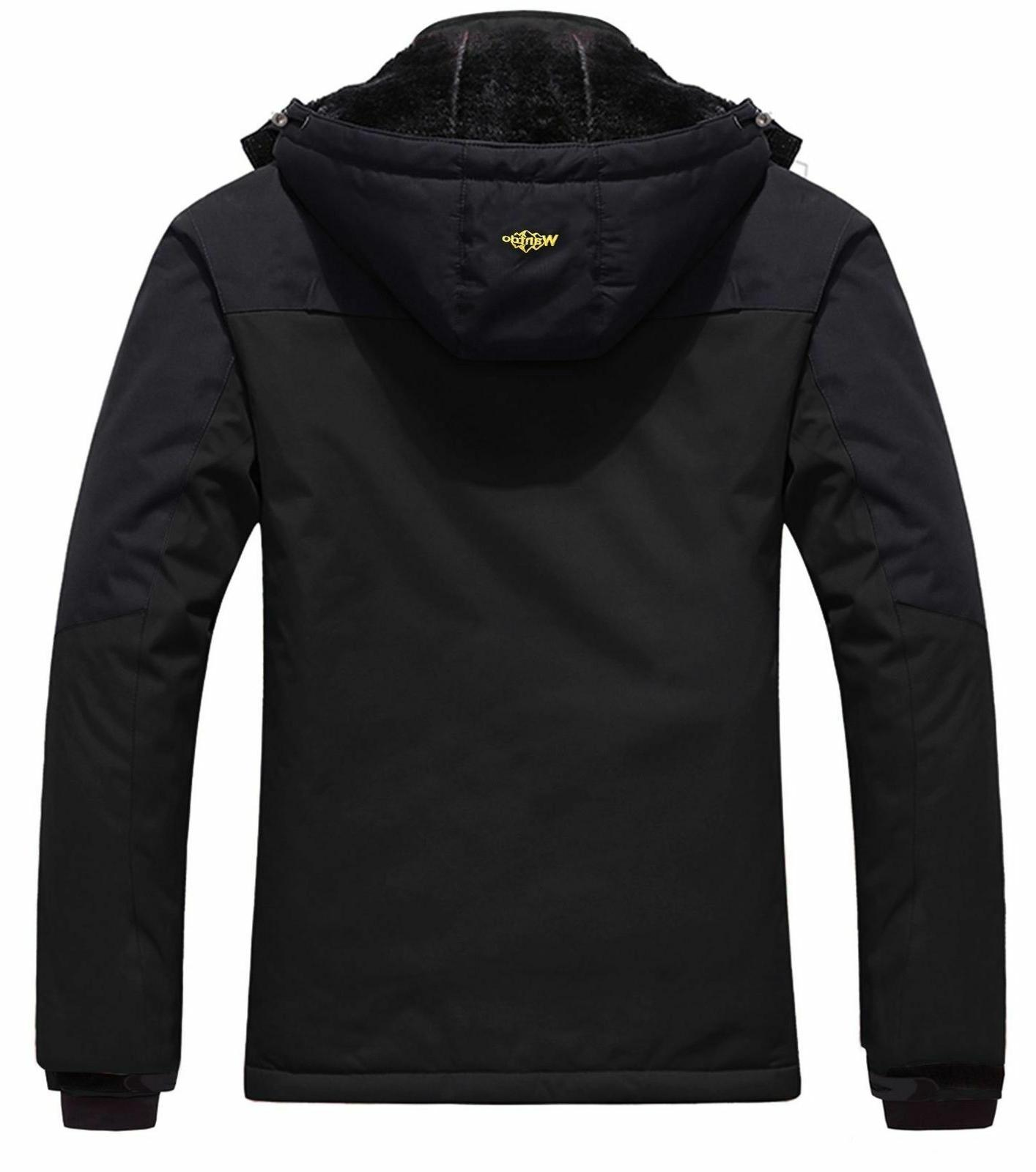 Wantdo Men's Fleece