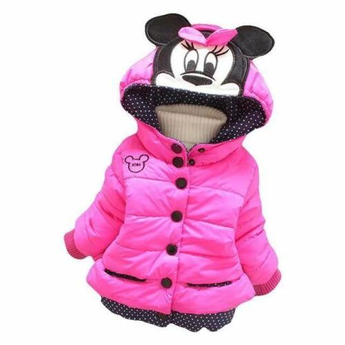 Baby Winter Clothes Warm Outerwear