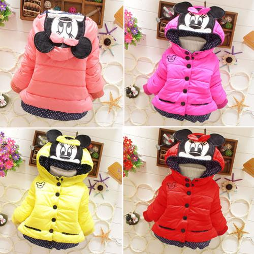 Baby Mickey Mouse Coat US