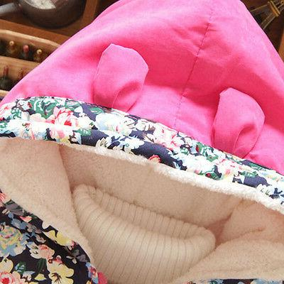 Minnie Mouse Coat Winter