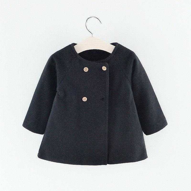 Baby Toddler Trench Coats Kids Outerwear Clothes