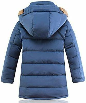 DNggAND Hooded Down Coat