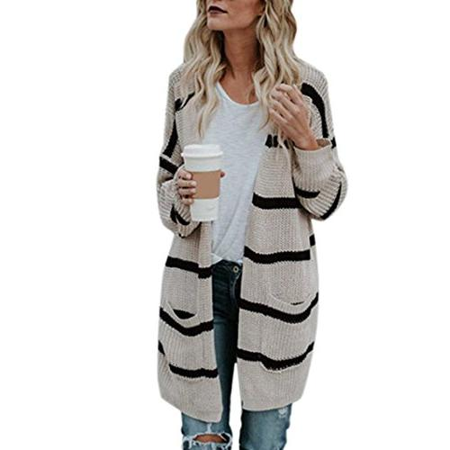 cardigans for women foruu autumn winter knitted