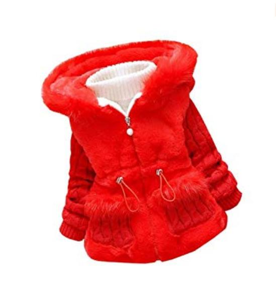 DORAMI Baby Autumn Jacket Coat-Free