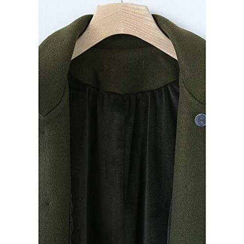 Chicwish Down Army Coat