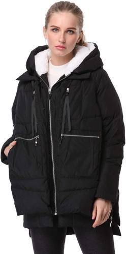 fadshow women s winter down jackets long