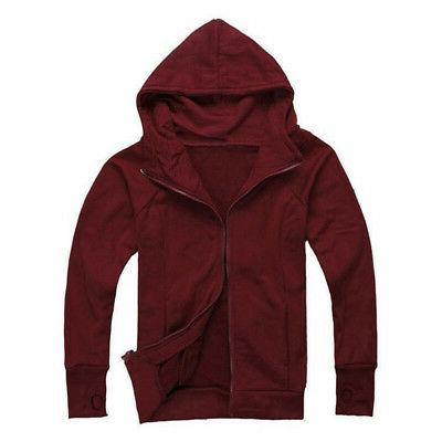 Fashion Warm Hoodies Hooded Fit Tops