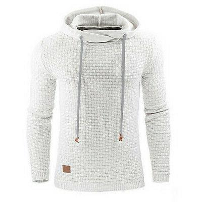Fashion Men's Winter Hoodie Warm