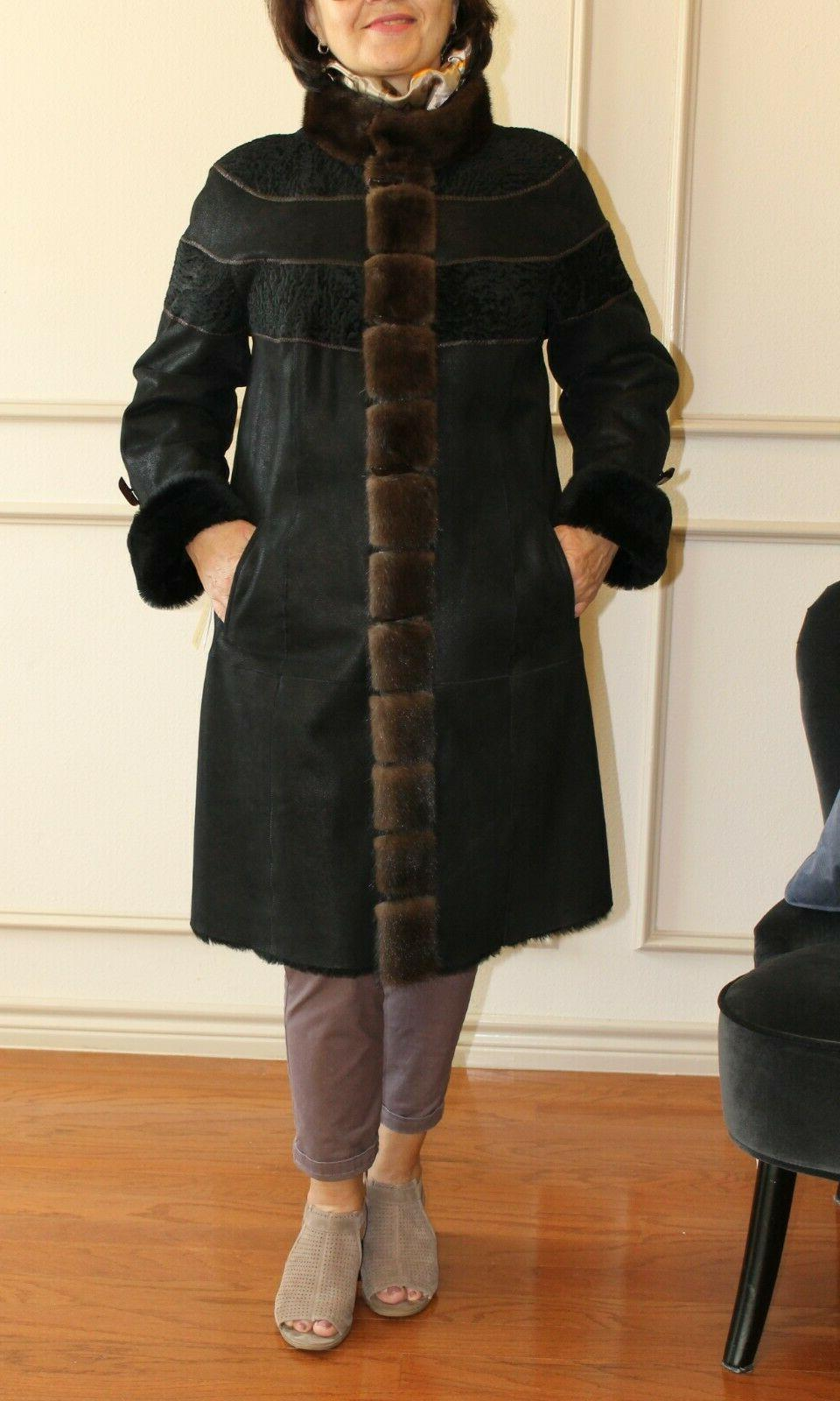 final sale 100 percent authentic sheepskin shearling