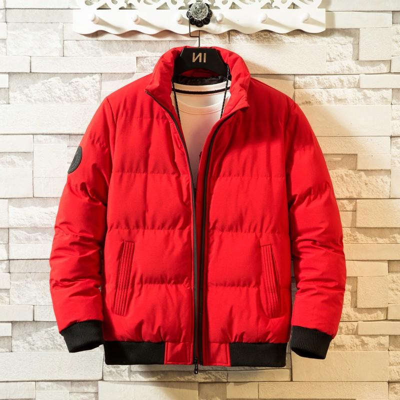 BOATTAIL 2019 <font><b>Mens</b></font> Solid Thick Jackets and