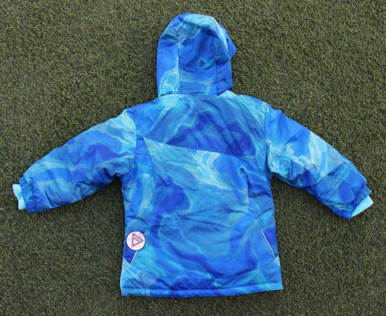 ZeroXposur Blue Sky Zip Snow Coat $135 NEW