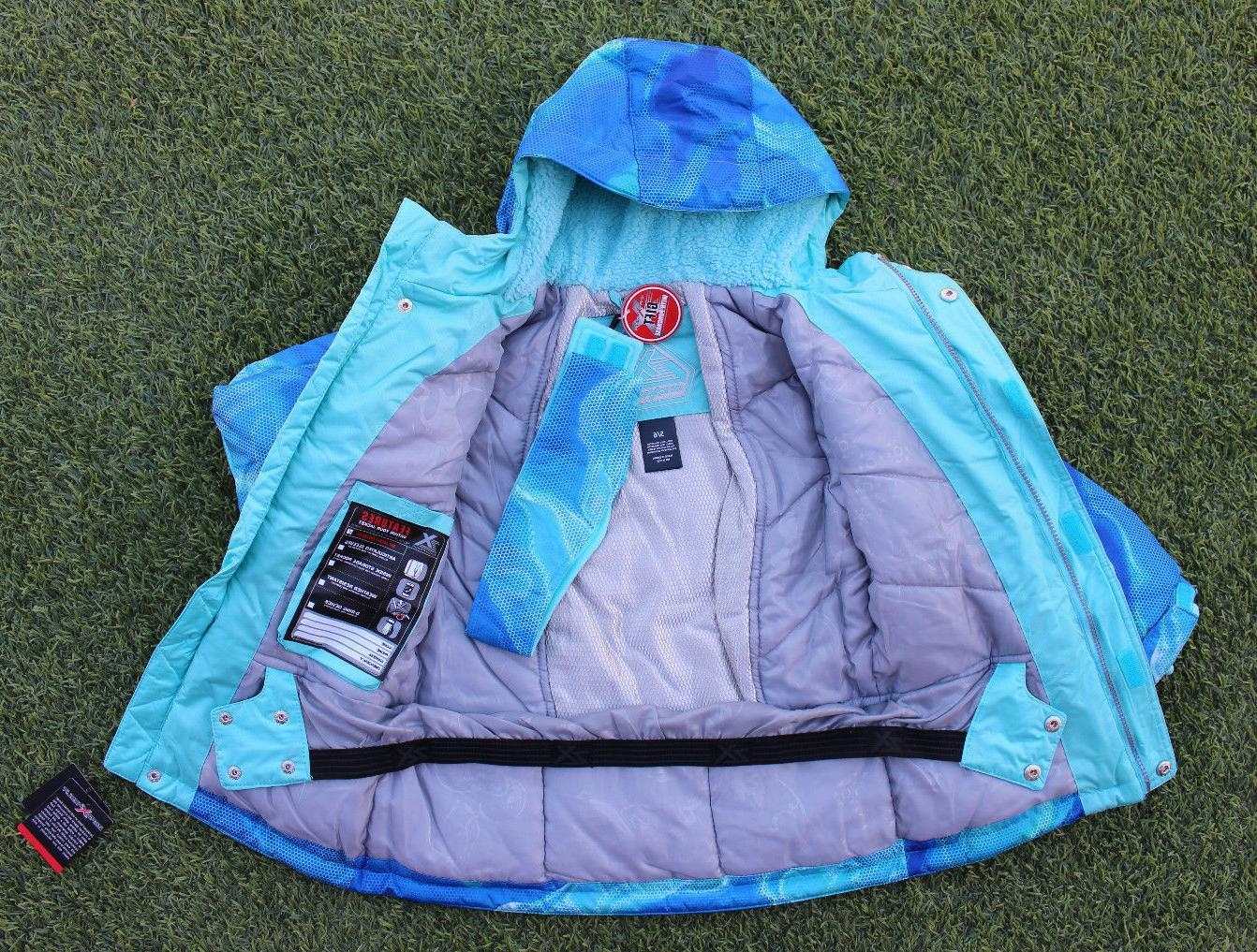 ZeroXposur Winter Blue NEW
