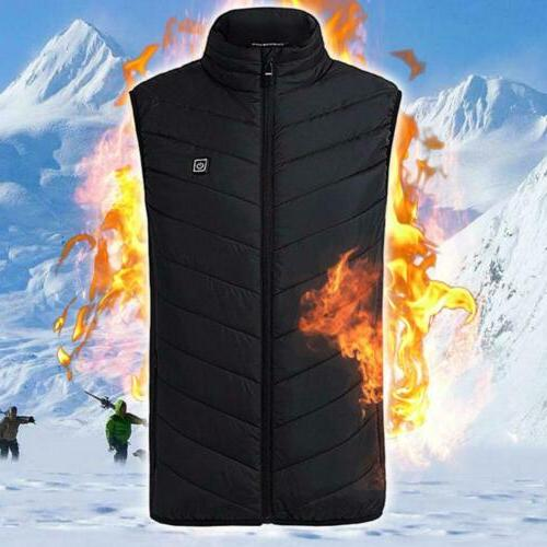Heated Electric Women Heating Winter Clothing