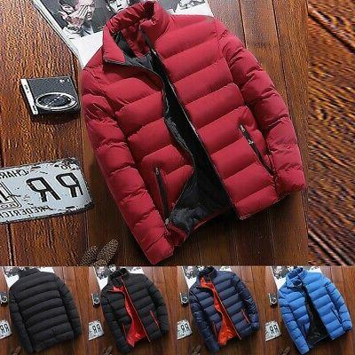Hot Down Jacket Thick Outerwear Coat Plus Size
