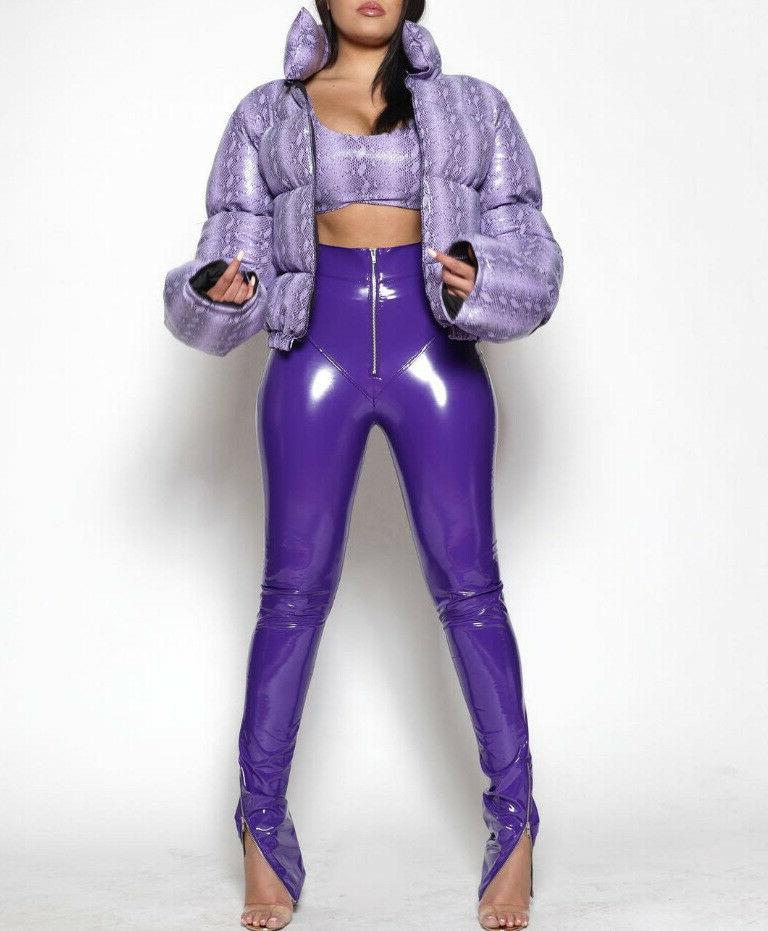 Hot Purple Thick Down Lightweight