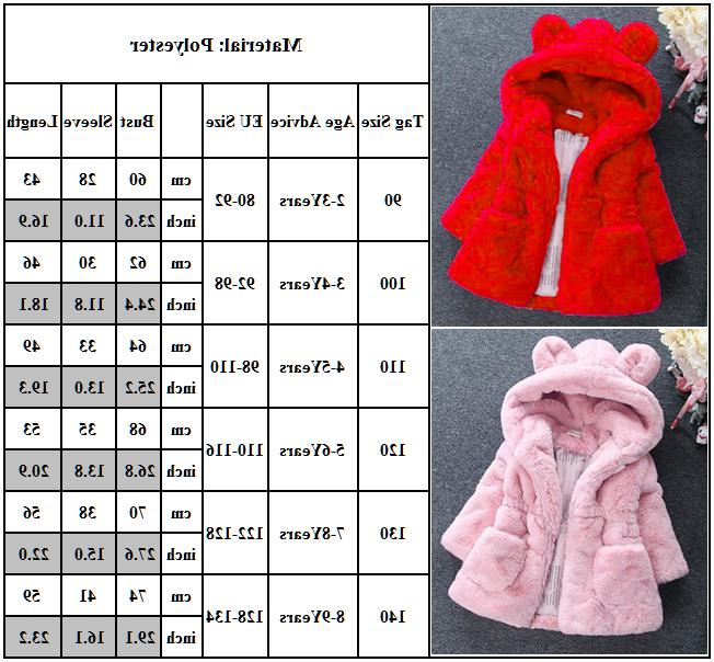 Toddler Winter Warm Hooded
