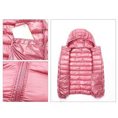 Women's Ultralight Coat Winter