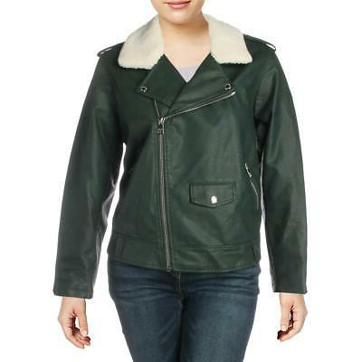 levi s womens faux leather motorcycle outerwear