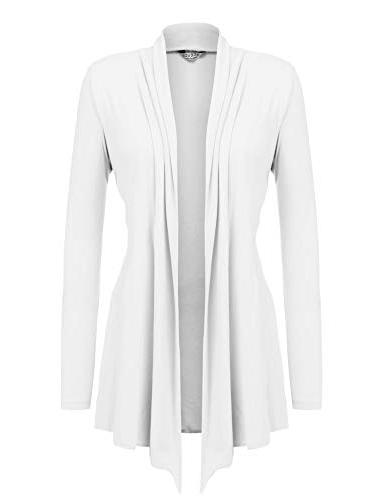 Beyove Women's Travel Lightweight Cardigan Soft Knit Cardigan