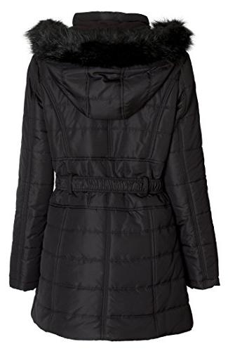 Sportoli Belted Winter with Lined