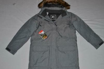 THE NORTH FACE BOYS McMURDO DOWN PARKA GREY SIZE XL XLARGE