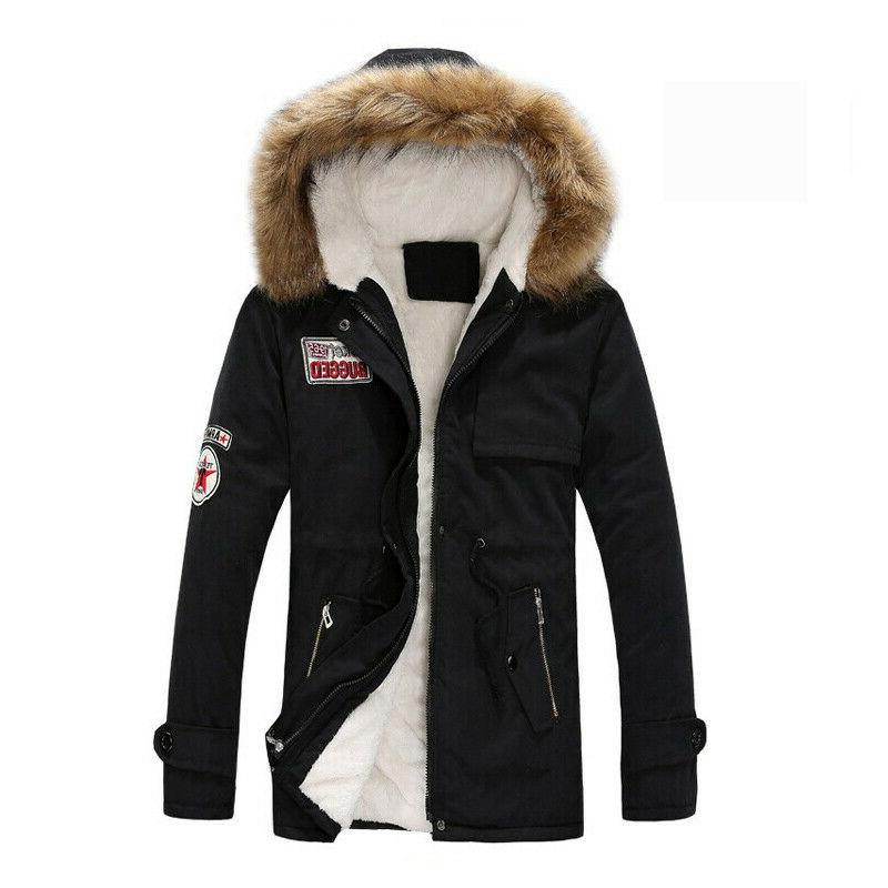 Men Coats Jacket Men Parka