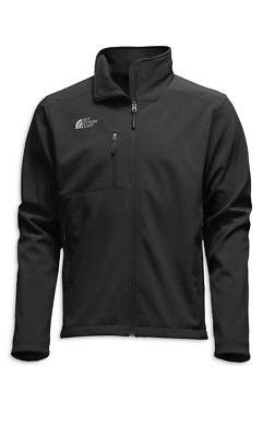 The North Face Men's Apex Bionic TNF Soft Shell Jacket,XS S