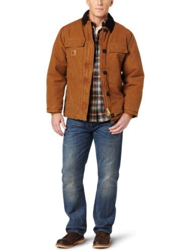 men s arctic quilt lined sandstone traditional