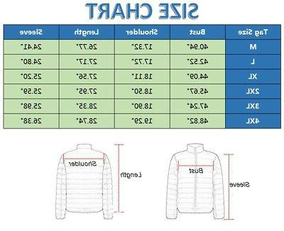US Men's Jacket Coat