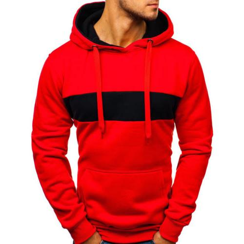 Men's Winter Warm Hooded Coat