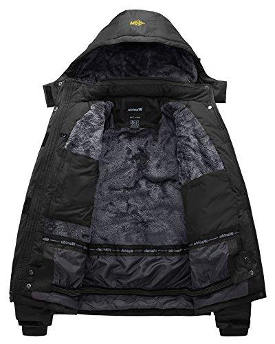 Wantdo Men's Ski Jacket-Medium