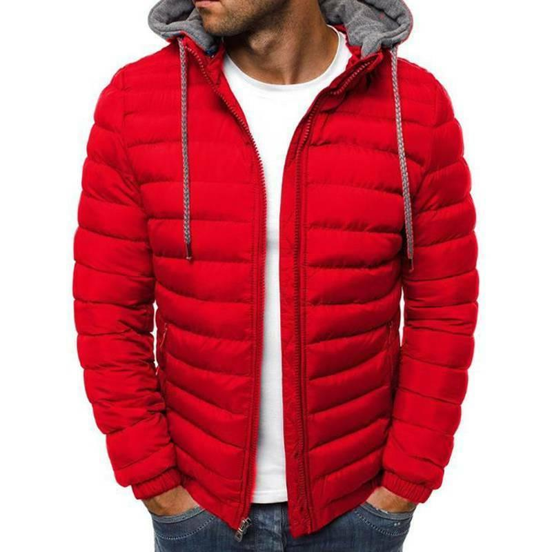 Men's Bubble Quilted Outerwear