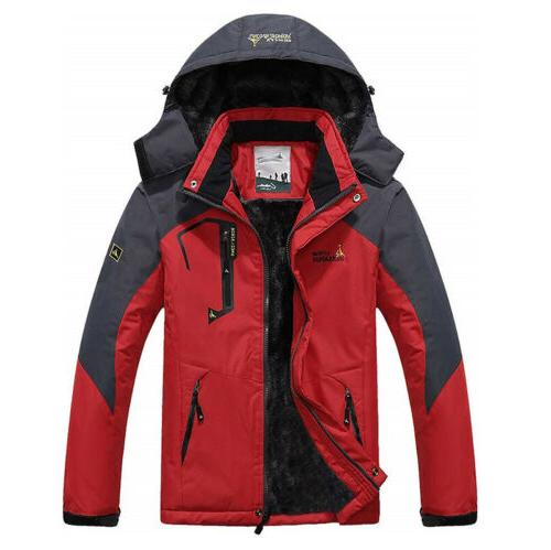 Men's Ski Snowboard Parka Winter Coats Outdoor