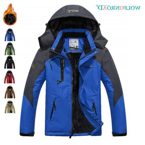 men s ski snowboard jackets parka winter