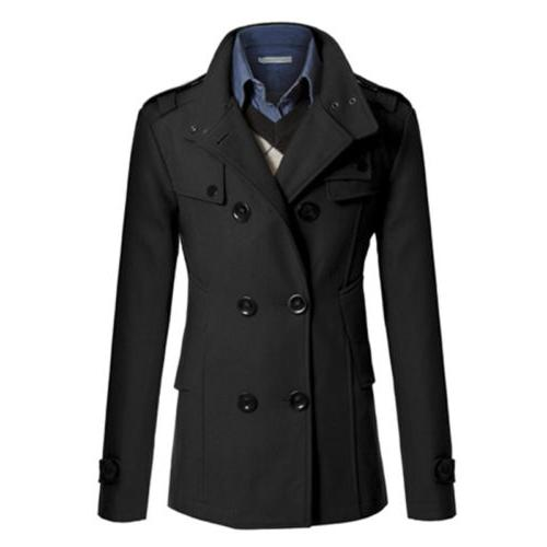 Men Double Outwear Jacket