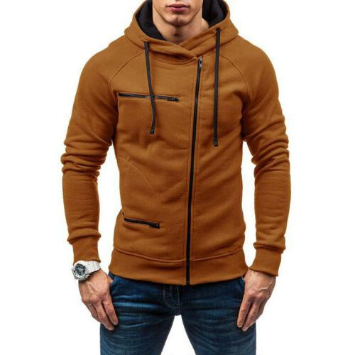 Men's Sweatshirt Jacket Jumper Winter