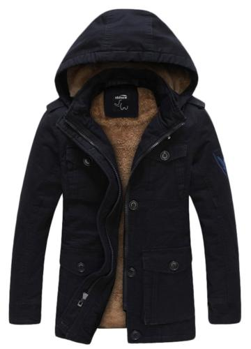 Wantdo Cotton Coat with