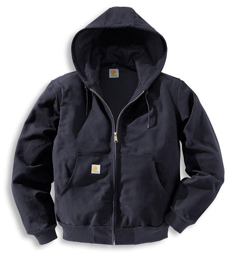 Men Quilted Thermal Lined Active Industrial Winter Jacket