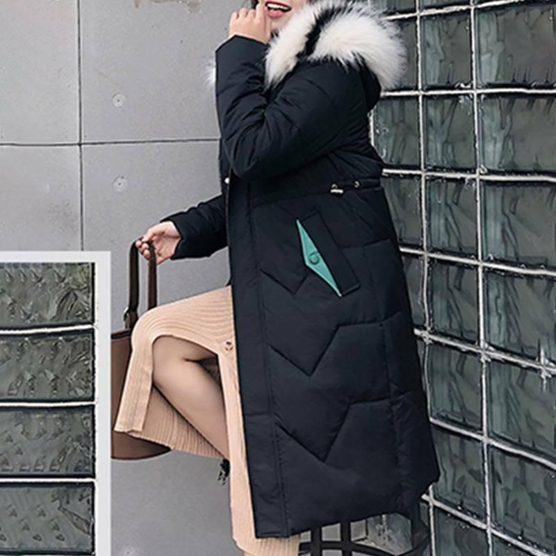 2018 Women's Thick Warm Winter Outwear Ladies Jackets Parkas