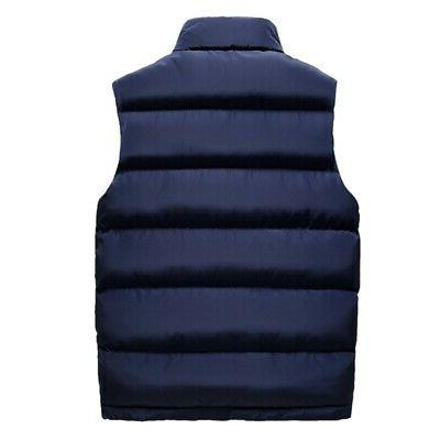 Men Warm Down Quilted USA