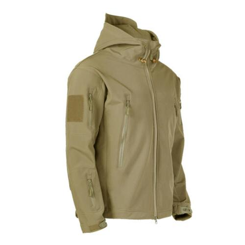 Mens Coats Military Winter Warm