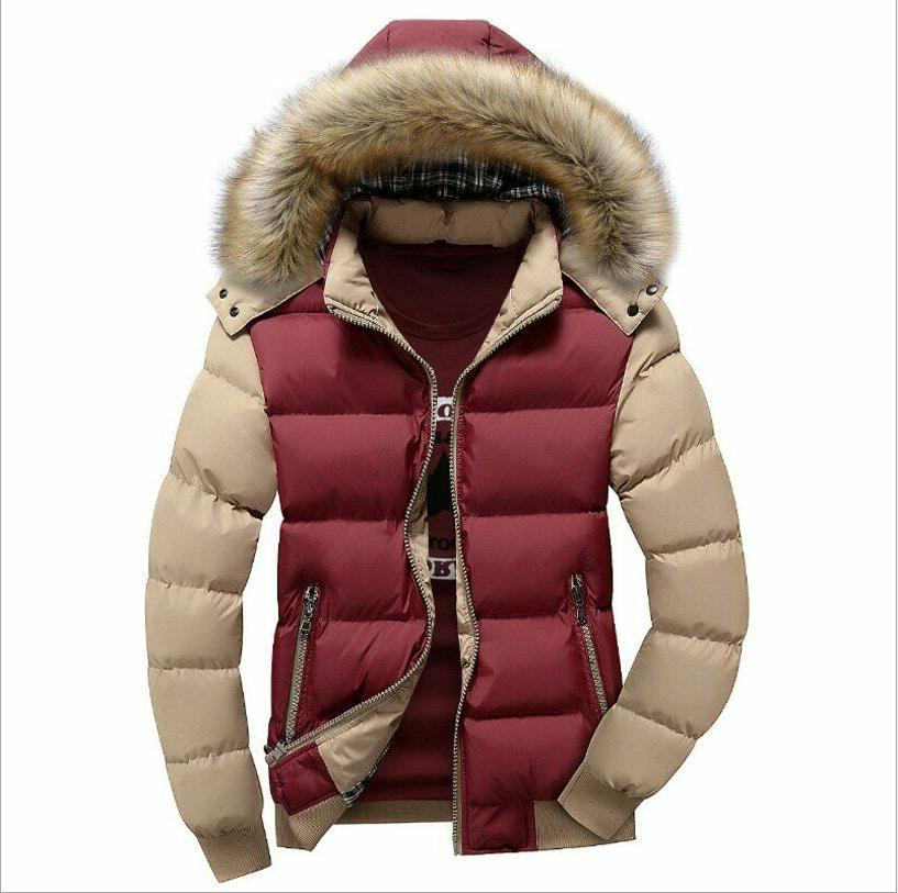 Mens Coat Snow Winter Outwear Outdoor Clothes