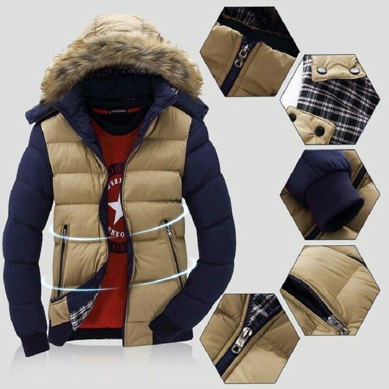 Mens Coat Outwear Outdoor Clothes