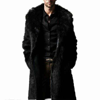 New Faux Fur Parka Warm Outwear Coat USA