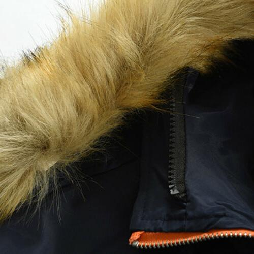 Winter Fur Parka