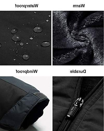 Waterproof Fleece Coat 2XL