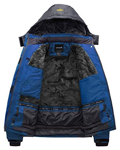 Wantdo Mountain Ski Jacket