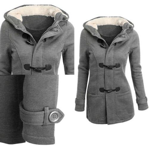 Women Hooded Warm
